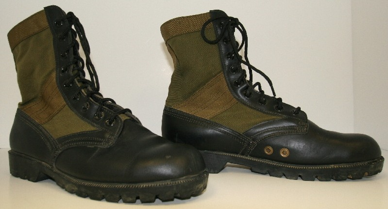 Chaussures Militaire Jungle