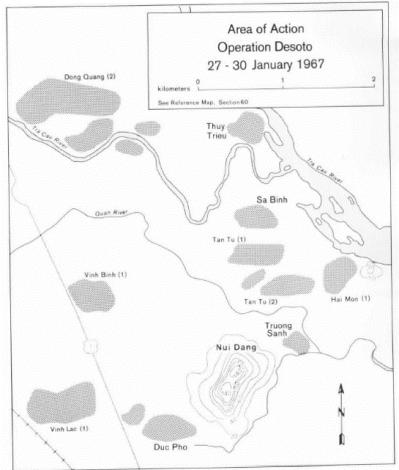 Desoto map