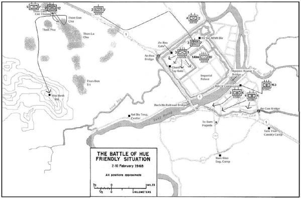 Hue map 4