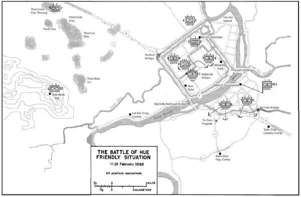 Hue map 6