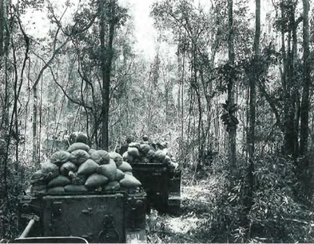 Junction city captured rice on apc north of lai khe