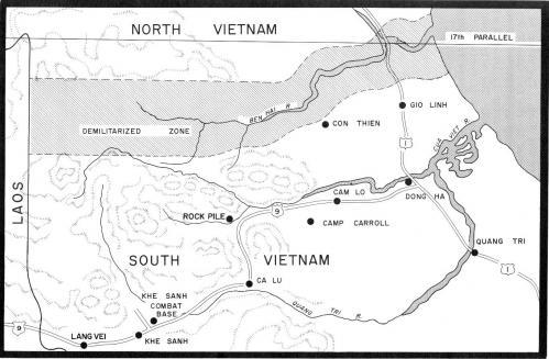 Map dmz